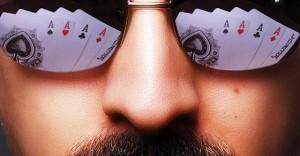 Poker face: las caras de poker más inexpresivas