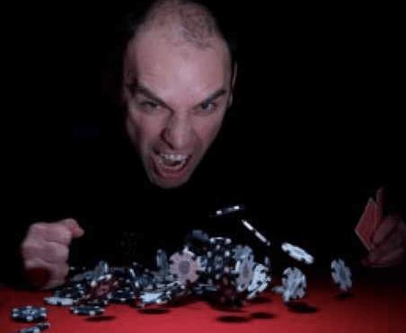 Los Peores Perdedores en Poker – ¿Cómo lidiar con ellos?