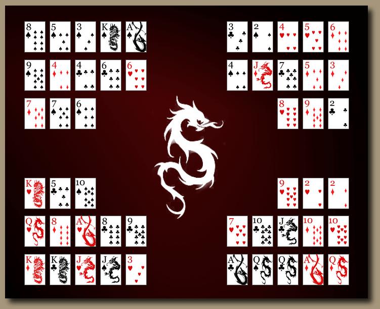 Poker chino occidental