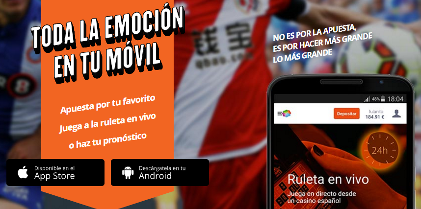 luckia-app-movil