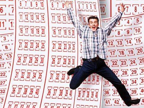 Cosas improbables que pueden pasarte antes de que ganes la lotería