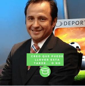 Comentarista Televisa