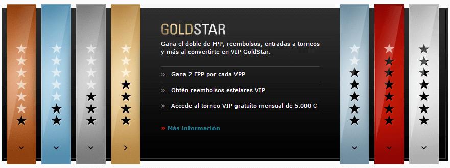 VIP opkerstars