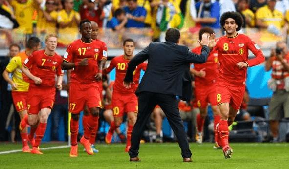 Belgium euro 2016 team