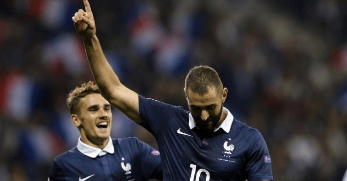 equipo de francia eurocopa 2016