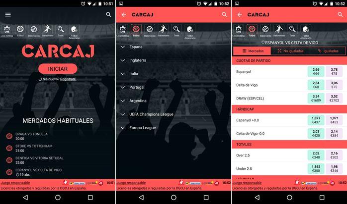 carcaj app