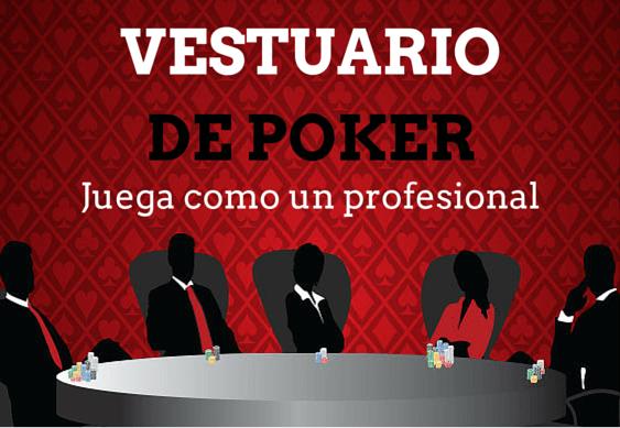 Infografía: Cómo vestirse para jugar al poker