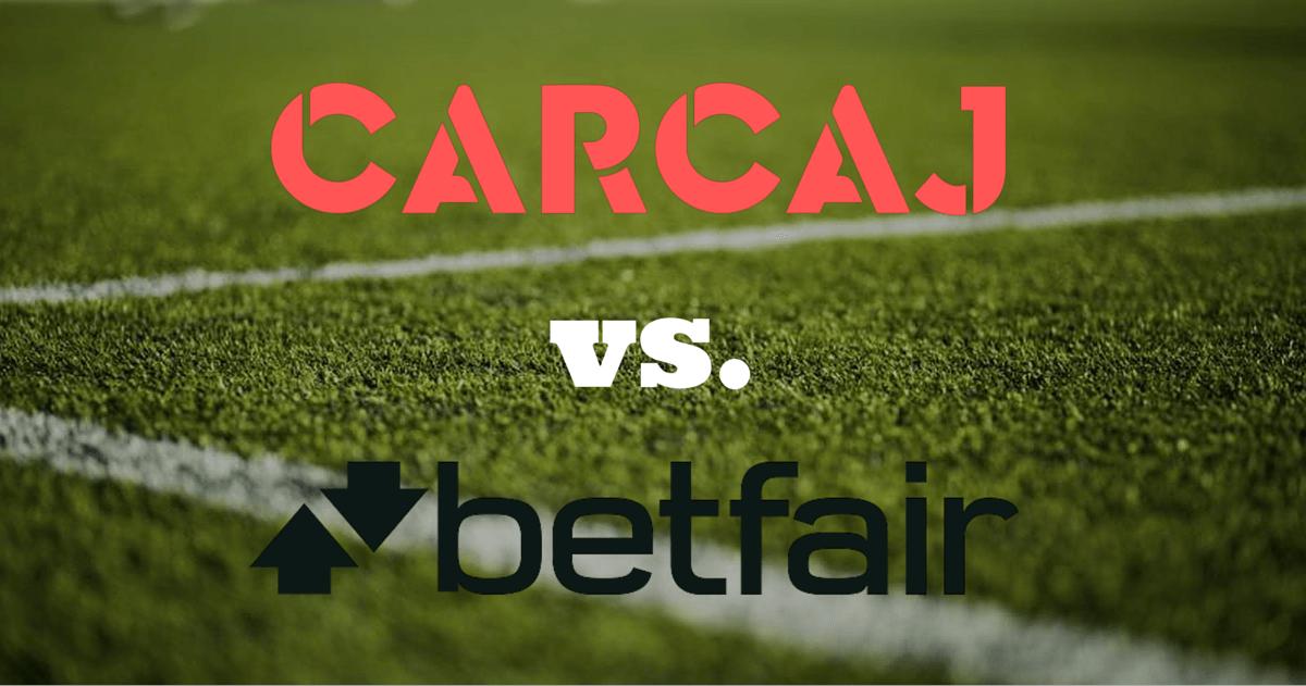 Carcaj vs. Betfair Exchange: ¿cuál es el mejor en apuestas cruzadas?