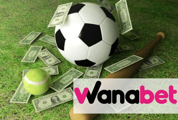 ¿Cómo obtener los bonos de bienvenida de Wanabet?