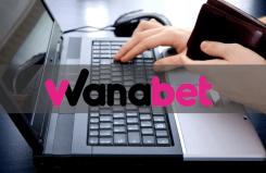 ¿Cómo hacer ingresos y retiros en Wanabet?