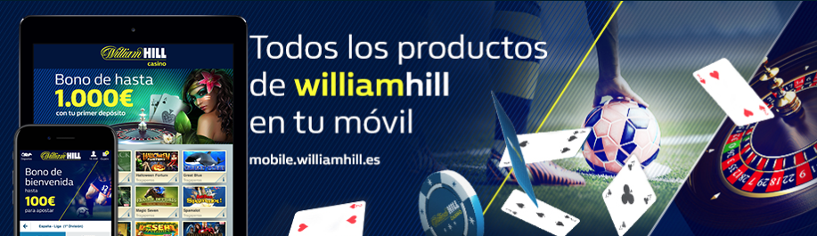 móvil william hill