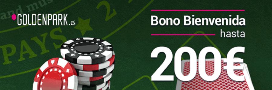 Bono bienvenida 200