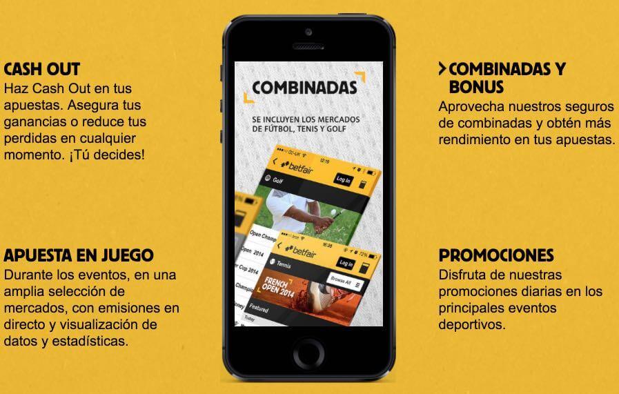 Análisis Betfair app: todo lo que necesitas saber sobre sus aplicaciones de apuestas deportivas