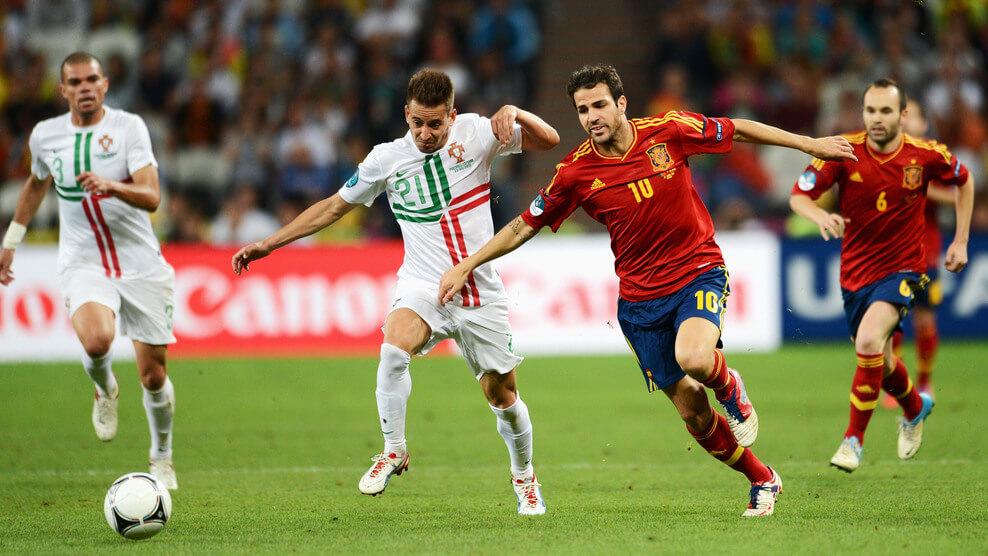 Rusia 2018: consejos para lasapuestas en España vs Portugal