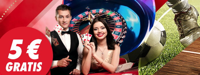 Código promocional Circus: gana 110€ en freebets y 5€ gratis en apuestas deportivas