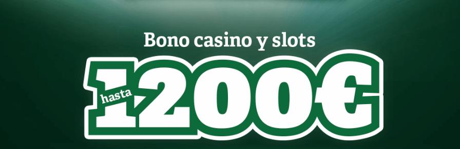 PAF bono Casino