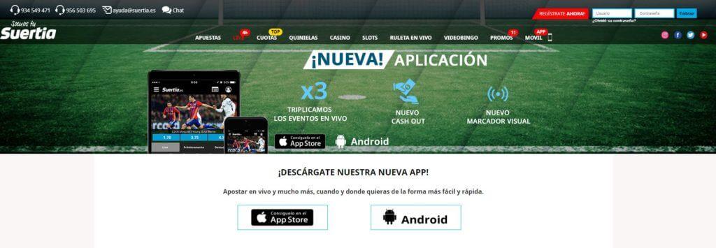 Suertia App