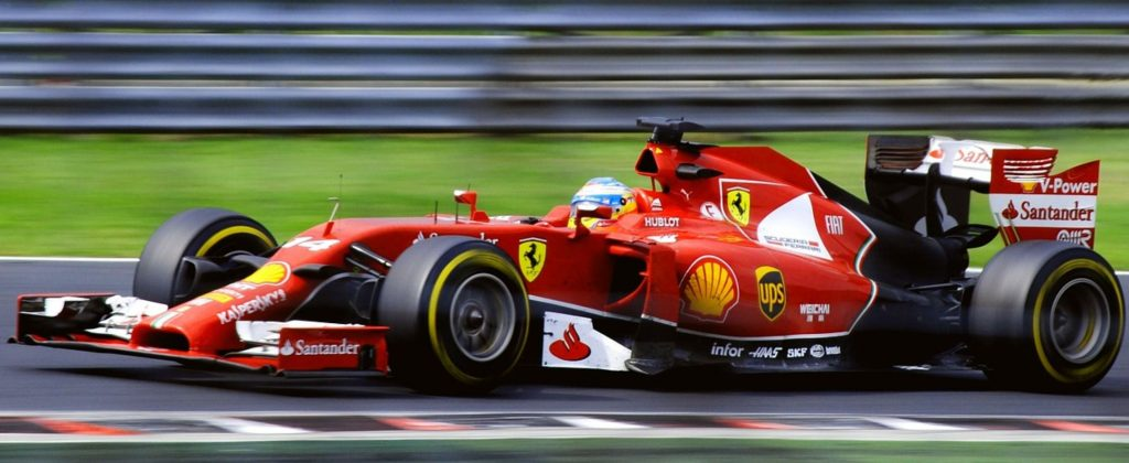 Apuestas F1: Cómo y dónde hacer apuestas de motor