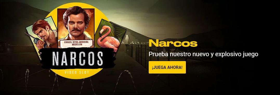 bwin slots narcos