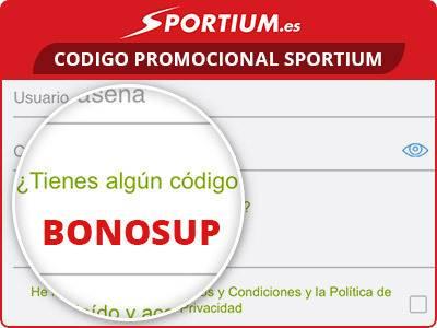 codigo-promocional-sportium