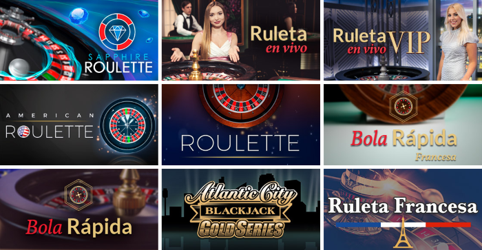 Juegos de Pastón Casino