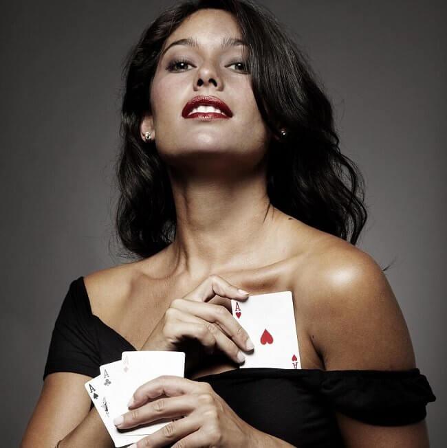 Jugadores en Blackjack