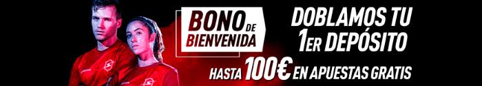 Sportium Bono de Bienvenida Apuestas