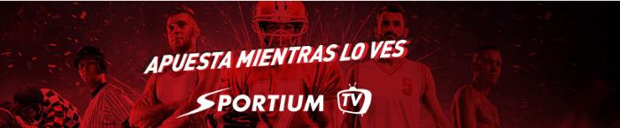 Sportium en Directo