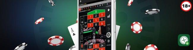 Unibet Live Casino App