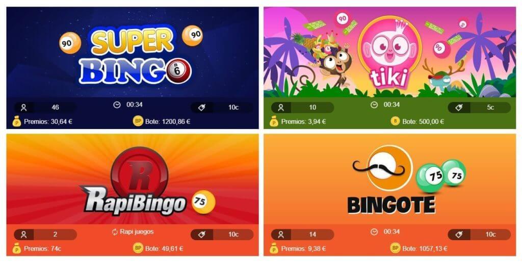 botemanía bingo