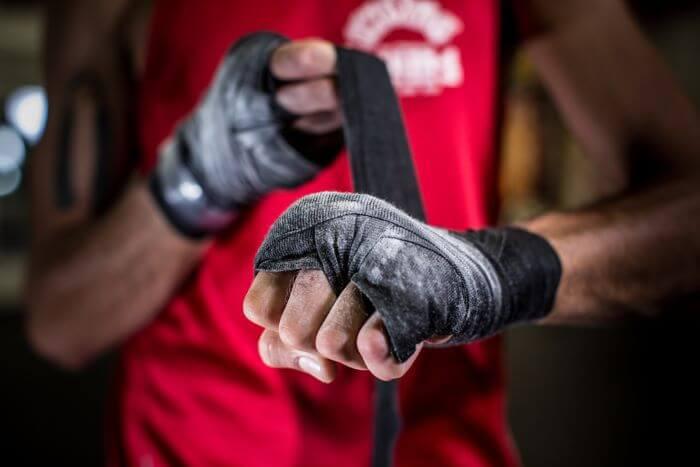 Andy Ruiz Boxeador