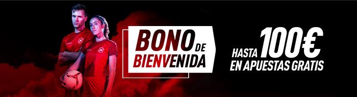 Sportium Bono de Bienvenida