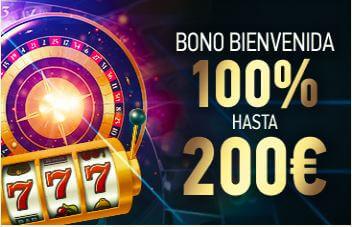 bono bienvenida sportium casino