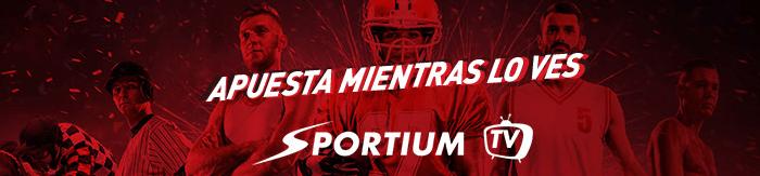 Sportium en Vivo