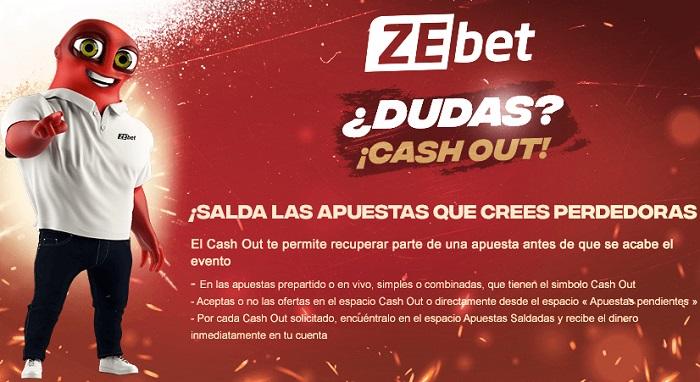 Zebet Cash Out