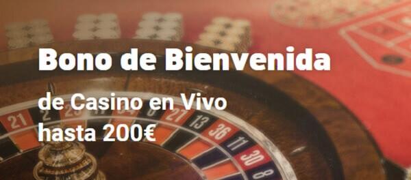 LeoVegas Oferta de Casino en Vivo