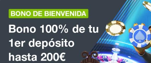 Codere Casino Bono de Bienvenida
