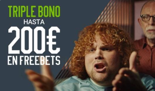Codere Bono Bienvenida Deportes