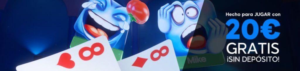 888poker bono bienvenida sin depósito